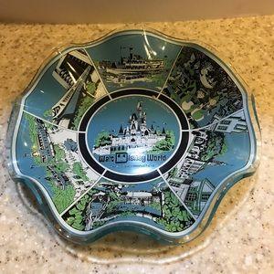 Walt Disney World Magic Kingdom Vintage Tray